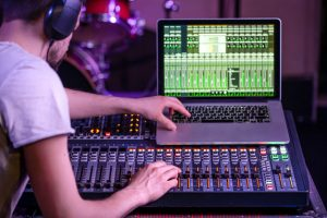 jual mixer audio