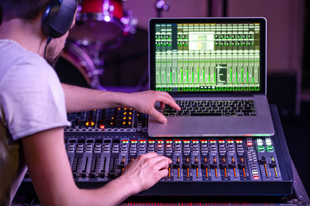 jual mixer audio