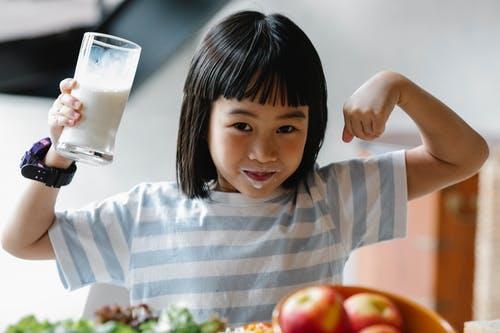 Susu pertumbuhan untuk anak SD